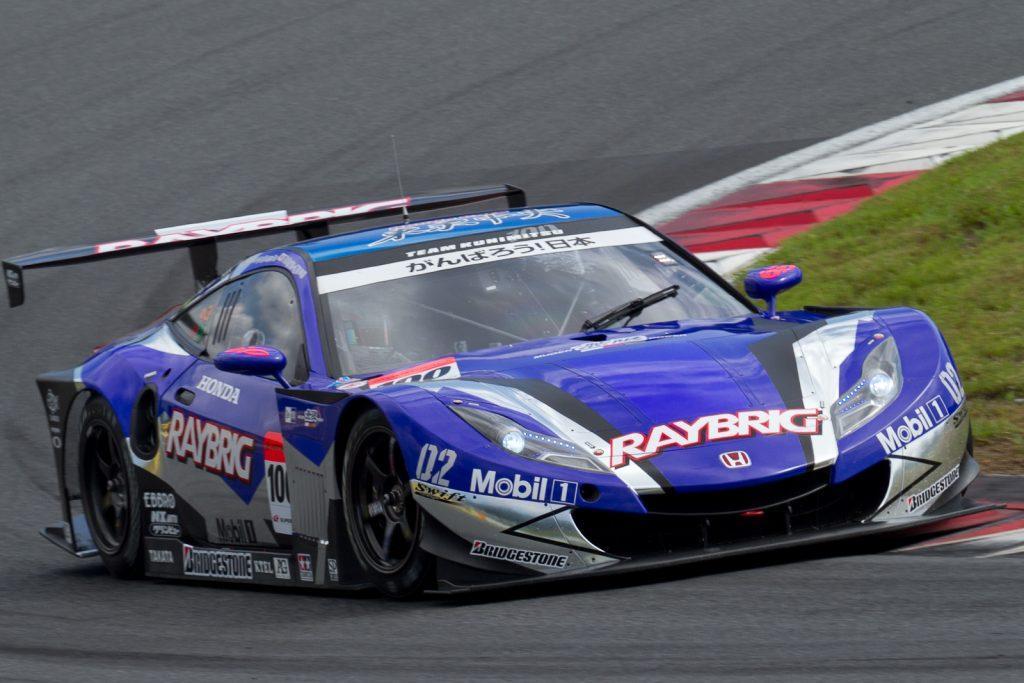 Raybrig HSV Super GT Fuji 2