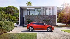 Jaguar I-Pace: Sportliches SUV mit 500 km Reichweite vorgestellt