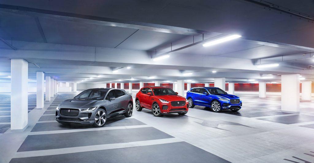 Jaguar I-Pace Varianten Elektroauto