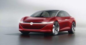VW präsentiert mit dem I.D. Vizzion ein Konzeptfahrzeug mit KI