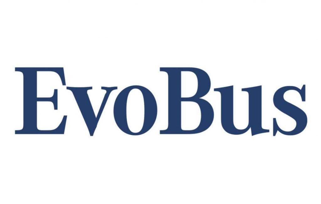 Logo des Elektrobus-Herstellers EvoBus