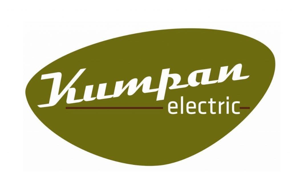 Logo des deutschen Elektroroller-Herstellers Kumpan electric