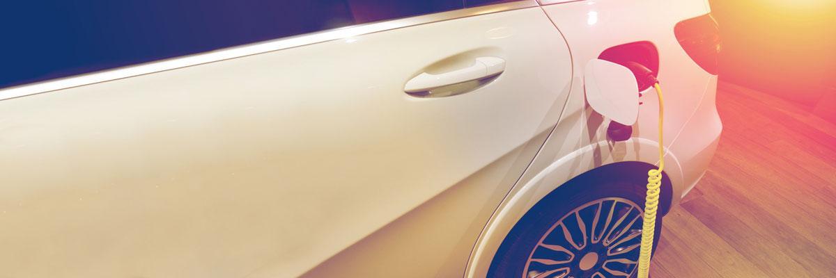 Förderungen von Elektrofahrzeugen