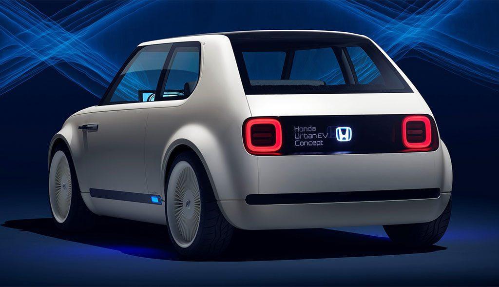 Honda Elektroauto Urban EV Concept