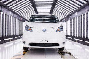 Ausdauerndere Version des Nissan e-NV200 wird ausgeliefert