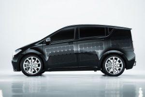 Sion: E-Auto mit Solarenergie tourt durch Deutschland