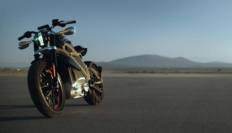 Elektrische Harley Davidson kommt 2019 – zur Rettung der Marke?