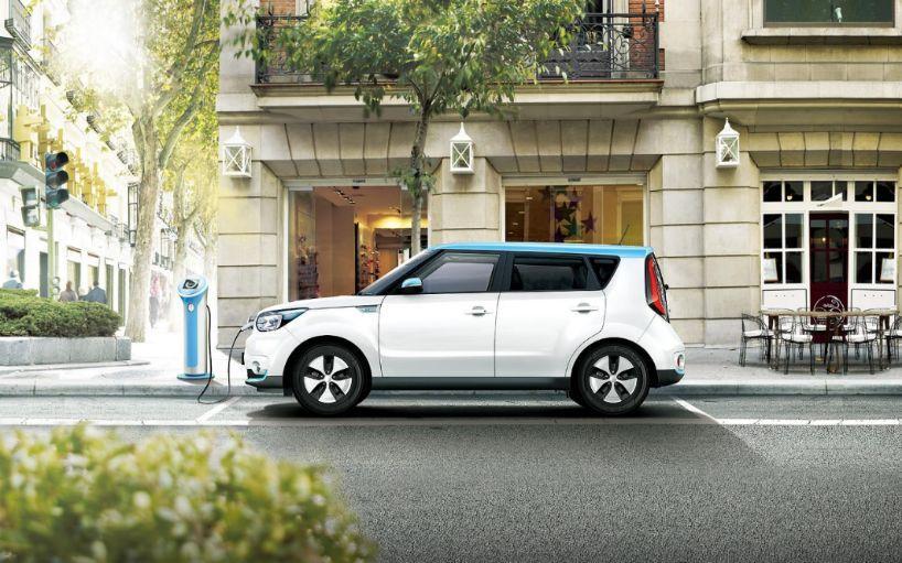Kia Soul EV Elektroauto_1