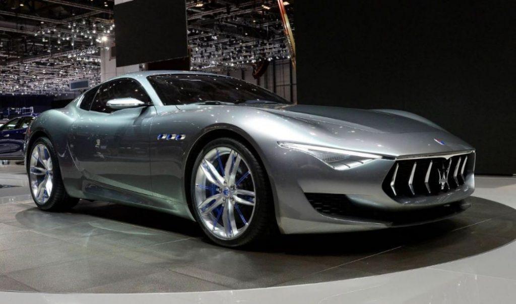 Maserati Alfieri Konzeptfahrzeug Elektroauto 2019