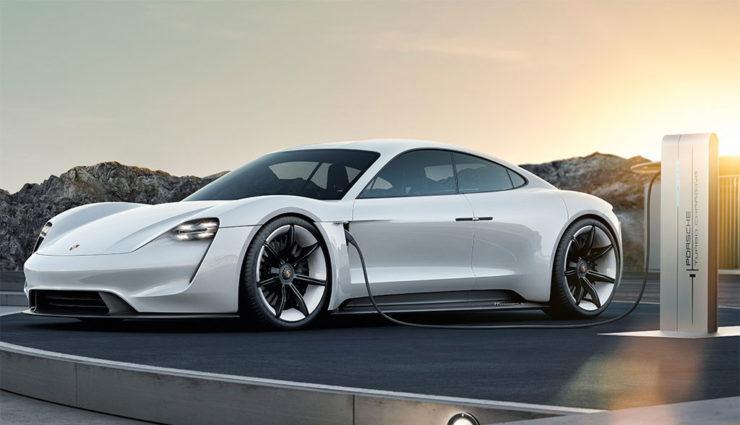 Erster E-Porsche heißt Taycan und erscheint 2019