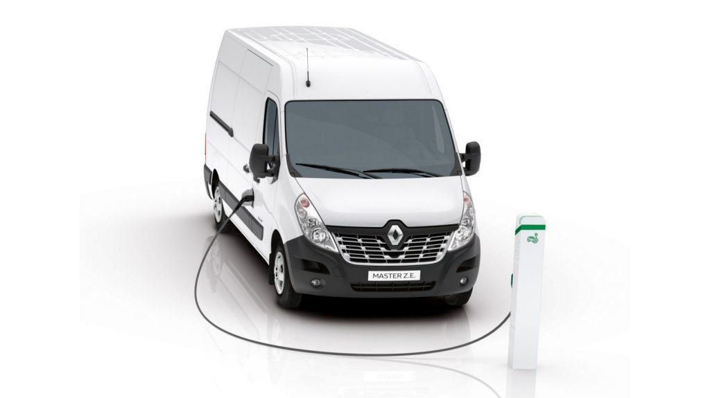 Renault Master Z.E. Elektrotransporter