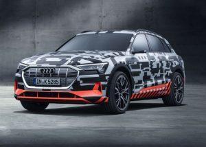 Präsentation des Audi e-tron: San Francisco statt Brüssel