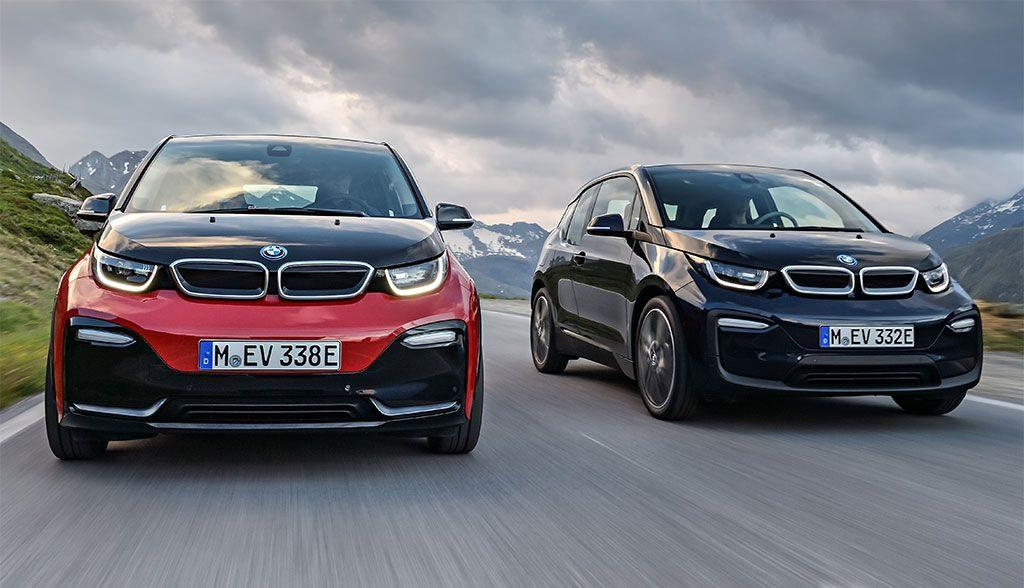 BMW i3 Elektroautos