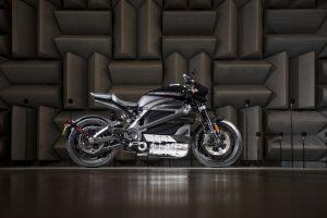 Die Elektro-Harley LiveWire erscheint – allerdings nicht allein