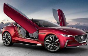 Britische Automarke MG sieht ihre Zukunft elektrisch