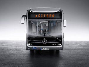 Mercedes elektrifiziert Bestseller: Stadtbus eCitaro vorgestellt