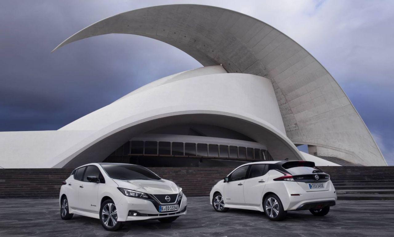 Nissan Leaf ab 2019 mit größerem Akku und verbesserter Ladeleistung?