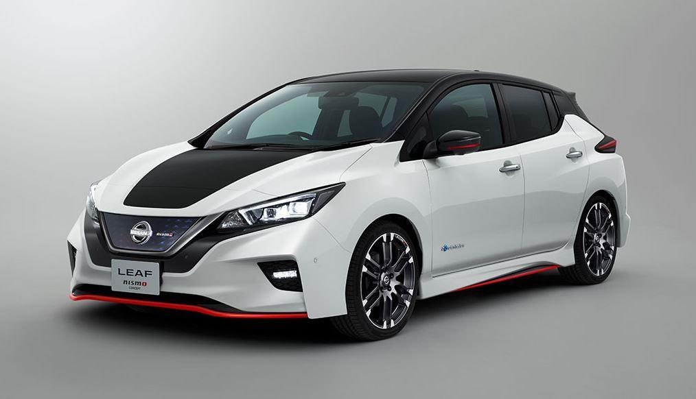 Nissan Leaf Nismo Elektroauto
