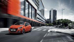 Peugeot bereitet rein elektrische Variante des 208 GTi vor
