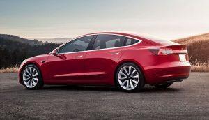 Tesla liegt mit dem Model 3 ab sofort auf Kurs