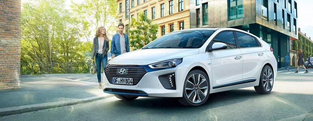 Hyundai Ioniq Elektro Elektroauto_1
