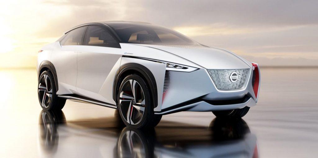 Nissan iMx Elektroauto_1