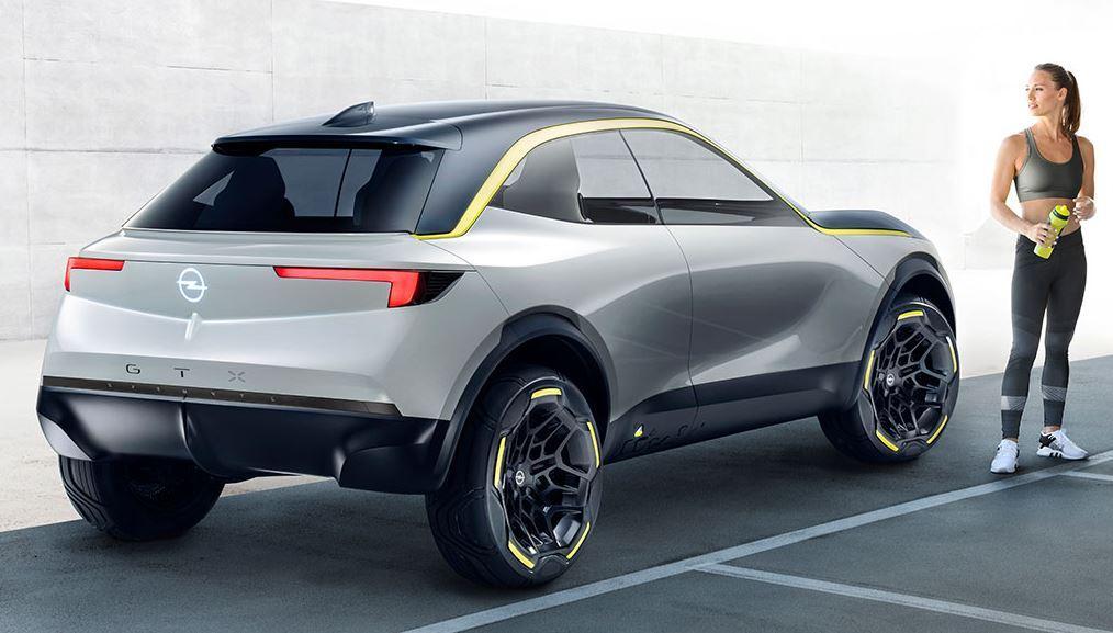Studie GT X Experimental zeigt Opels Vision von Elektromobilität