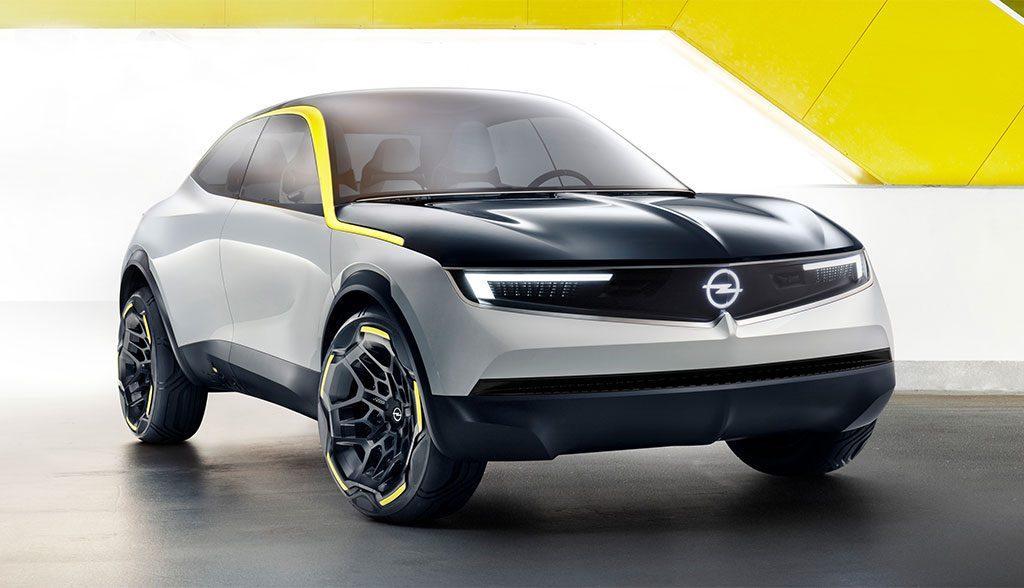 Opel GT X Experimental Elektroauto_1