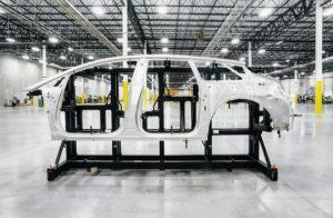 Faraday Future gibt Update zur Produktion des FF 91 Elektro-SUVs