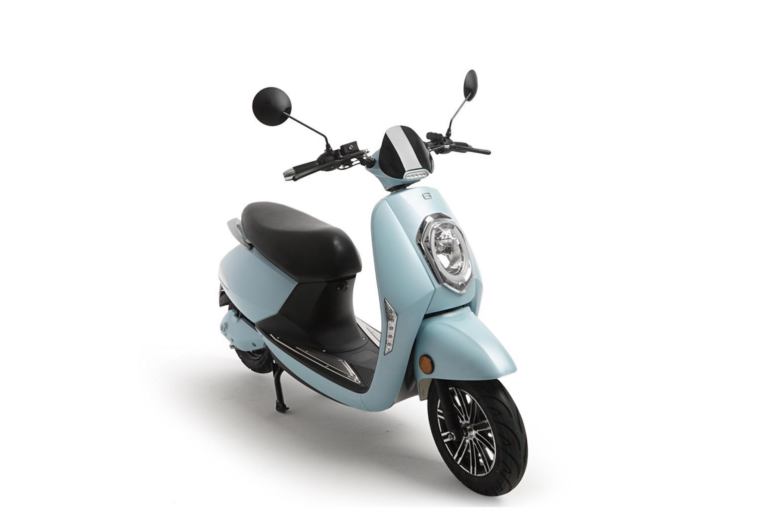 Startup Simple Mobility präsentiert kostengünstigen eScooter