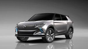 Ssangyong arbeitet an innovativem Elektro-SUV