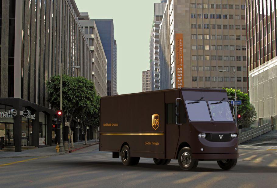 Thor Trucks Elektrotransporter