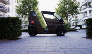 Von einem E-Fahrzeug, das wachsen kann: iEV als Crowdfunding-Projekt