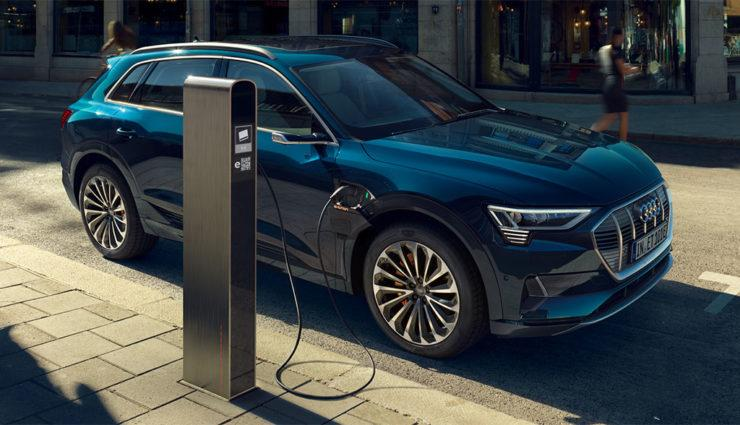 Audi e-tron Elektroauto_1