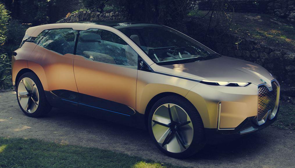 BMW Vision iNext Elektroauto_1