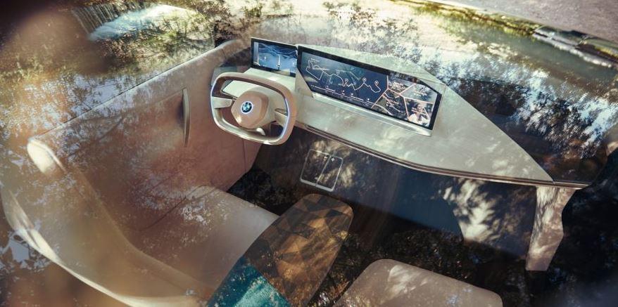 BMW Vision iNext Elektroauto_2