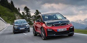 Erwartetes Akku-Upgrade für den BMW i3 ist bestätigt