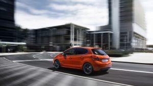 Peugeot 208 fährt im nächsten Jahr als Elektroauto vor