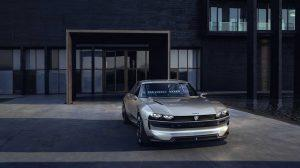 Peugeot e-Legend Concept: Wenn Tradition auf Zukunft trifft