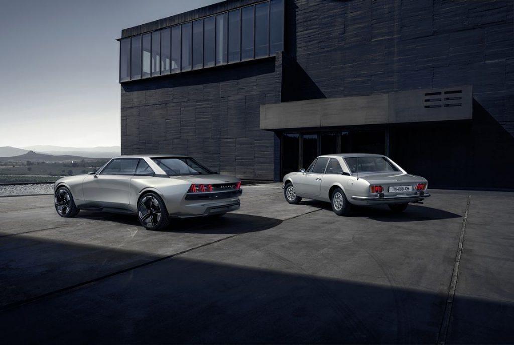 Peugeot e-Legend Elektroauto_1