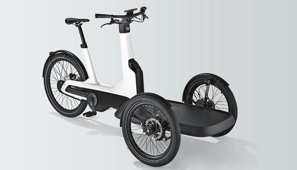 VW Cargo E Bike