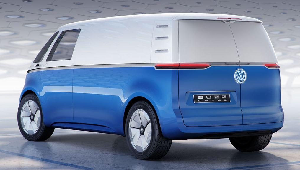 VW gibt Ausblick auf seine elektrischen Nutzfahrzeuge