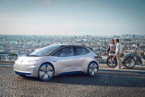 VW ID. soll mit unter 25.000 Euro zum E-Auto für alle avancieren