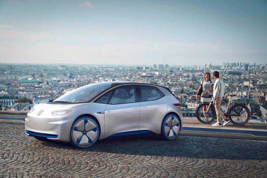 VW ID. Elektroauto
