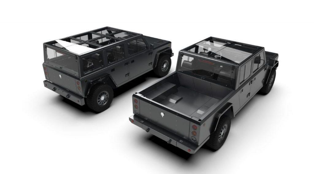 Bollinger B2 Elektro Pickup_1