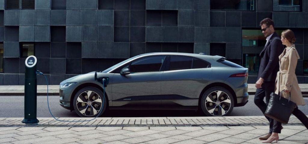 Jaguar I-Pace Elektroauto_1