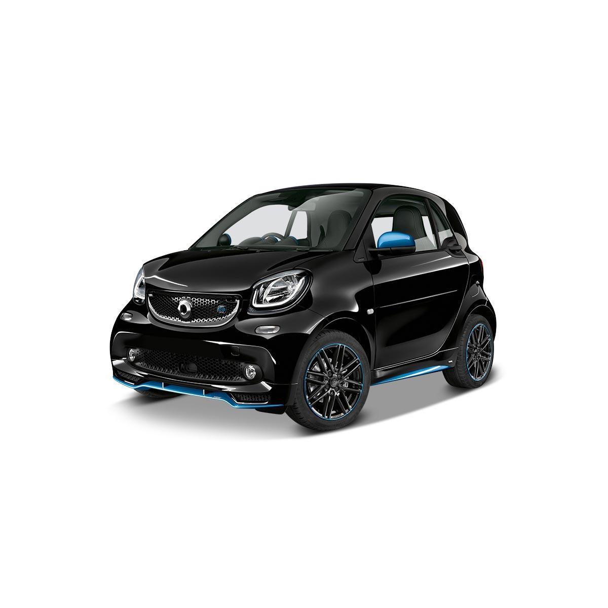 Smart fortwo EQ coupé