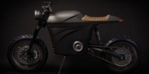 E-Motorrad von Tarform: Nostalgie trifft auf Moderne