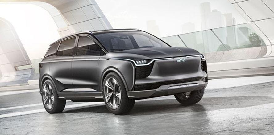 Elektro-SUV Aiways U5 Ion für 25.000 Euro angekündigt