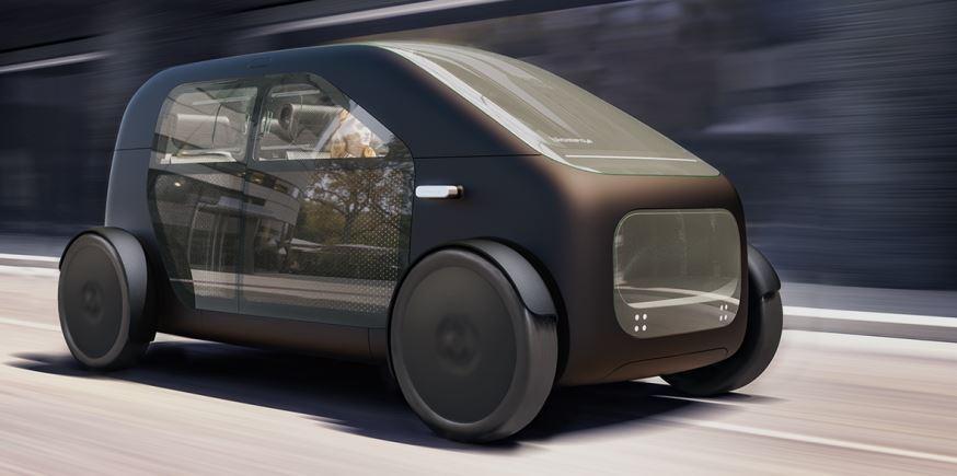 SIN: E-Auto in futuristischem Design für den Stadtverkehr